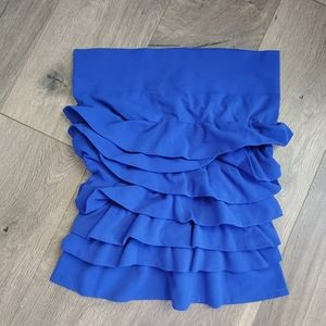 NWT Niki Biki Ruffled Skirt